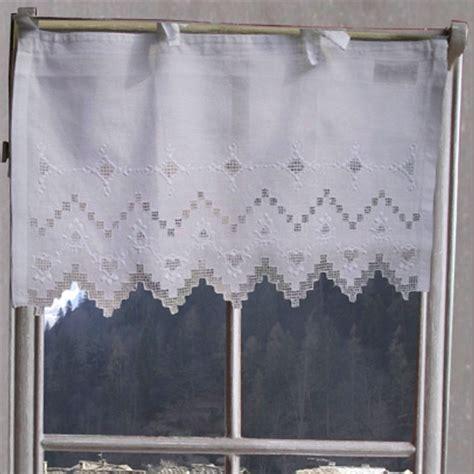 produits les sculpteurs du lac rideau brise bise dentelle brod 233 e 100 coton crochet 233 larg