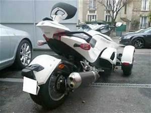 Can Am Spyder A Vendre Particulier : chercher des petites annonces motos user ref vinc ~ Maxctalentgroup.com Avis de Voitures