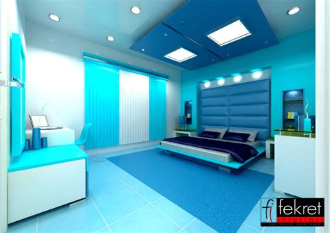 making your home ethereal with light blue wall color