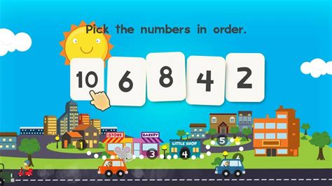 animal kindergarten math  educational education games