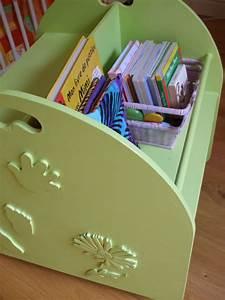 Bibliothèque Sur Roulette : biblioth que roulettes cemamanlafee ~ Teatrodelosmanantiales.com Idées de Décoration