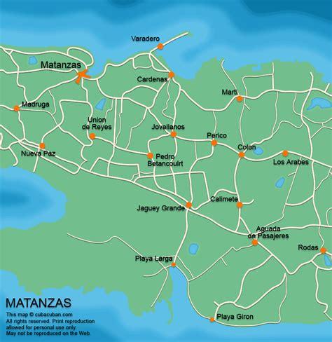 cuban maps cuba