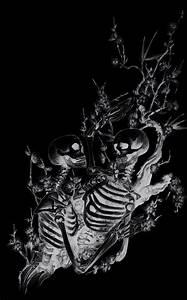 80 best skeleton love ♥ images on Pinterest   Skull, Skull ...