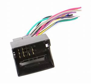 Radio Plug Pigtail Converter Adaptor Fits Vw 02