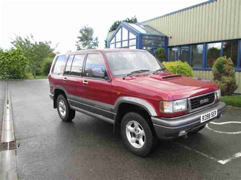 how can i learn about cars 1997 isuzu hombre space security system isuzu 1997 trooper citation lwb 3 1 57 000 miles exceptional contion