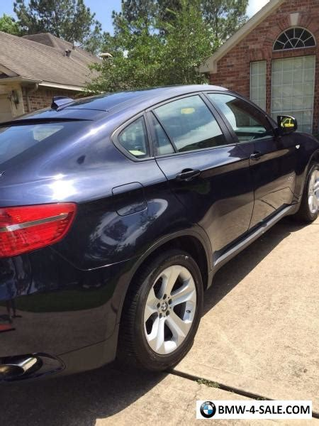 Bmw X6 For Sale by 2009 Bmw X6 For Sale In United States