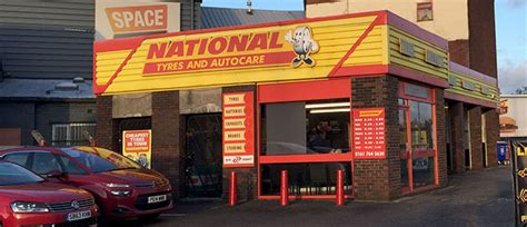 National Tyres And Autocare Bury