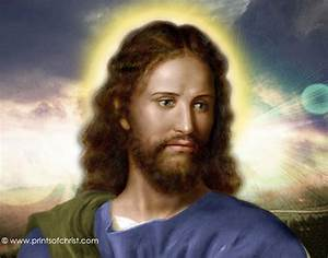 Jesus Face Oil Painting Pictures