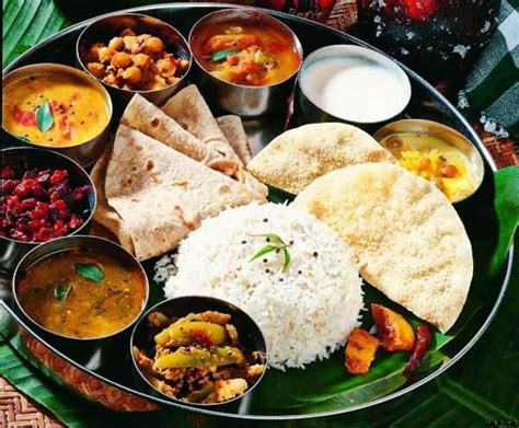 Traditional Indian Cuisines