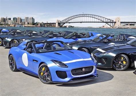 Jaguar F-type Project 7 Confirmed For Australia; Fastest