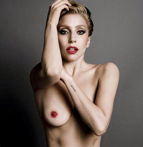 Lady Gaga Naked Pussy Tits And Ass Photos