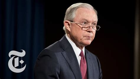 jeff sessions announces   daca youtube