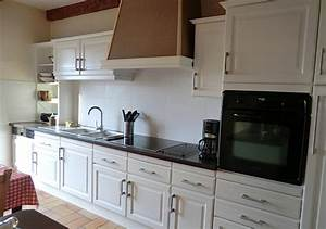 Relooker Meuble Rustique : meuble cuisine rustique cuisine rustique les meubles ~ Preciouscoupons.com Idées de Décoration