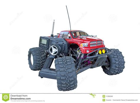 remote control monster trucks videos monster truck with remote control near stock photo image