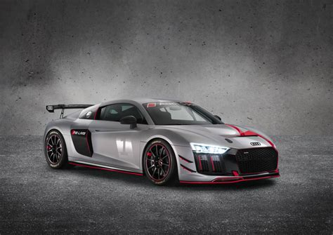Official Audi R8 Lms Gt4 Gtspirit