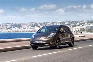 Autonomie Nissan Leaf : nissan leaf voiture electrique ~ Melissatoandfro.com Idées de Décoration