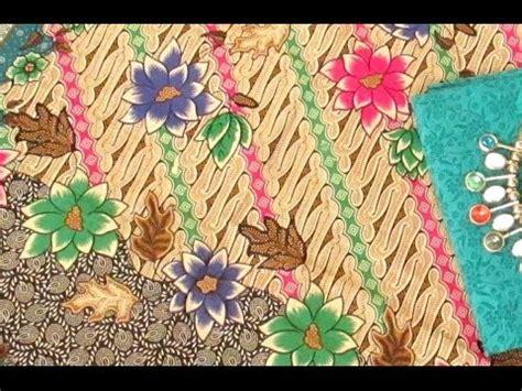 batik bunga pekalongan jual kain batik  murah