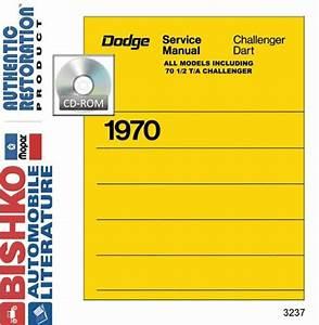 Oem Digital Repair Maintenance Shop Manual Cd For Dodge