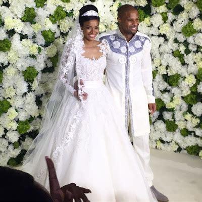 osi umenyiora  universe leila lopes wedding