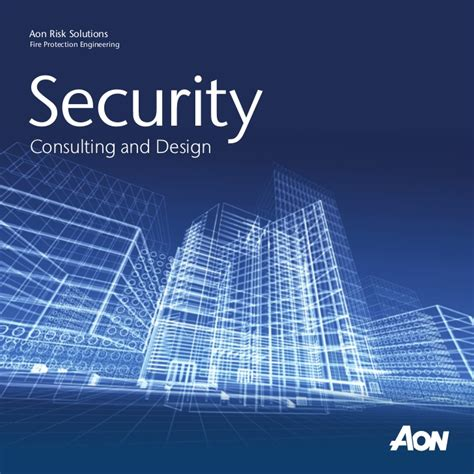 security consulting services