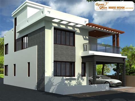 Indian Duplex House Exterior Designs Images Luxury Design