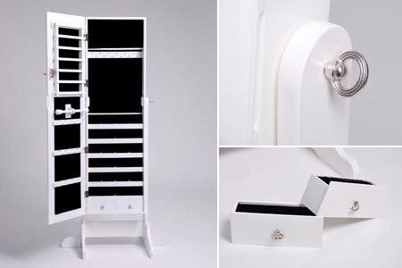 miroir a bijoux casa mobilier design creadomia deal du jour groupon
