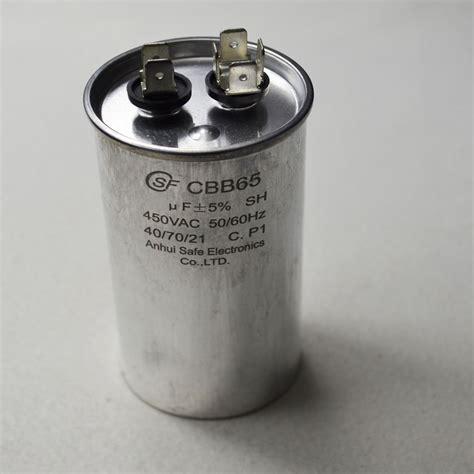 Ac Motor Capacitor Air Conditioner Compressor Start