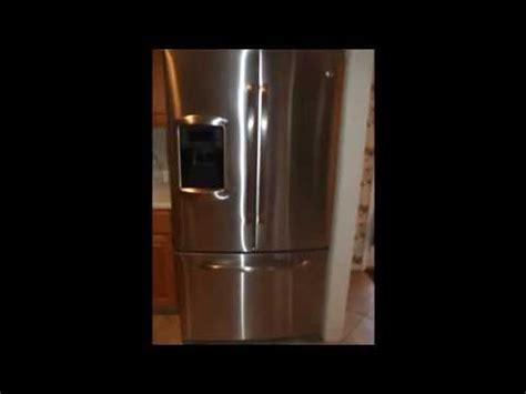 ge hotpoint rca refrigerator repair leaking water and