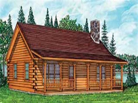 cabin style home ranch style log cabin floor plans