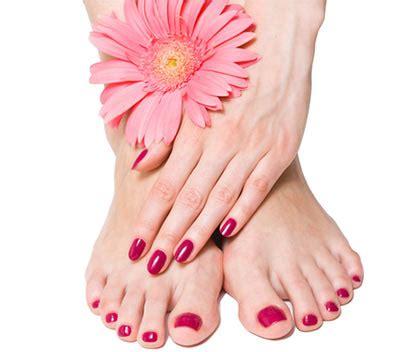 scrub voeten