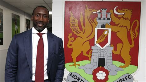 Northampton Town confirm Jimmy Floyd Hasselbaink as ...