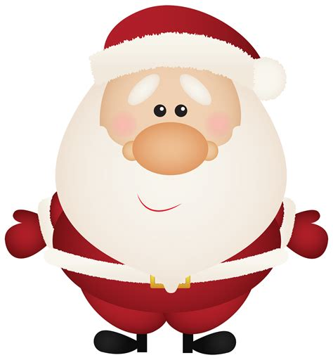 santa cartoon clipart   cliparts  images