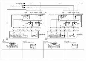 Electric Window Wiring Diagram Mazda 3