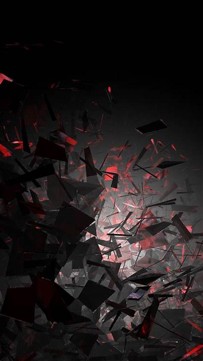 Abstract Iphone 3d Cool Wallpapers Broken Backgrounds