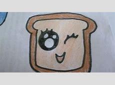 dibujos tiernos de comida Buscar con Google paso al