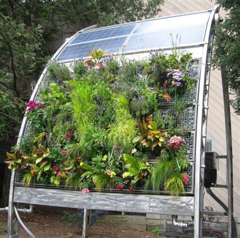 Vertical Hydroponics Gardens