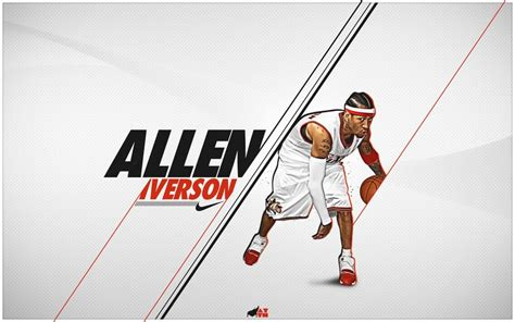 Allen Iverson Wallpaper Hd 26 Allen Iverson Wallpapers Hd Free Download