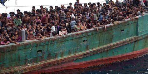 Aborsi Aman Bandung Malaysia Dan Indonesia Sepakat Tung 8 Ribu Pengungsi