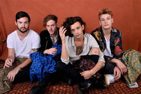 The 1975 Release 'somebody Else' Celebmix