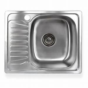 Waschbecken Mit Ablage : edelstahl einbausp le alfa2r waschbecken rechts rechteck ~ Lizthompson.info Haus und Dekorationen