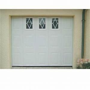 Porte De Garage Sectionnelle Latérale : portes de garage sectionnelles coulissante lat rale ~ Melissatoandfro.com Idées de Décoration