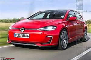 Volkswagen Golf 2018 : the 2018 volkswagen golf mk8 team bhp ~ Melissatoandfro.com Idées de Décoration