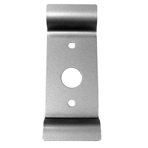 brand exterior pull  cylinder cut  exit trim