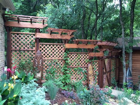 Garden Arbor Plants by How To Make A House Plant Trellis