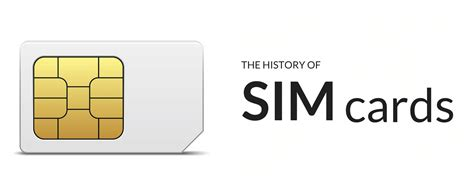 The Simple History Of Sim Cards