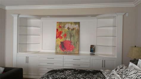 Bedroom Wall Unit