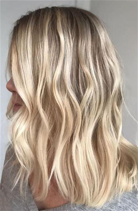 hair color ideas   golden blonde tones