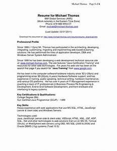 Certifications on a resume modern resume samples gallery for Contemporary resume samples