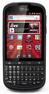 Amazon.com: PCD Venture Prepaid Android Phone (Virgin Mobile): Cell Phones & Accessories