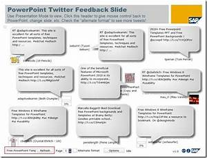 Integrate Twitter With PowerPoint Using Free PowerPoint ...